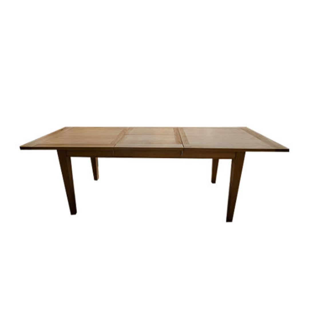 NZ Made Oak Extension Table image 2