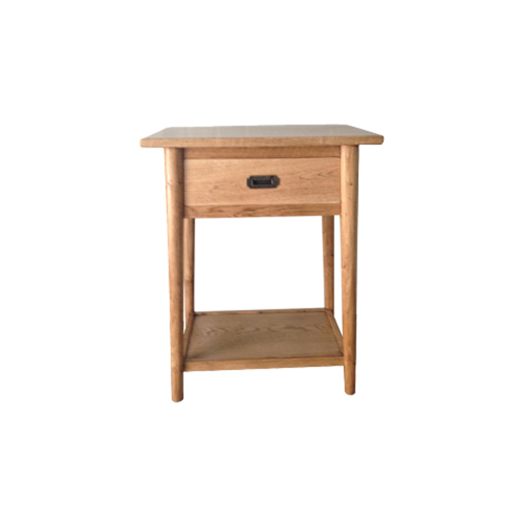 Telephone Table Solid Oak image 0
