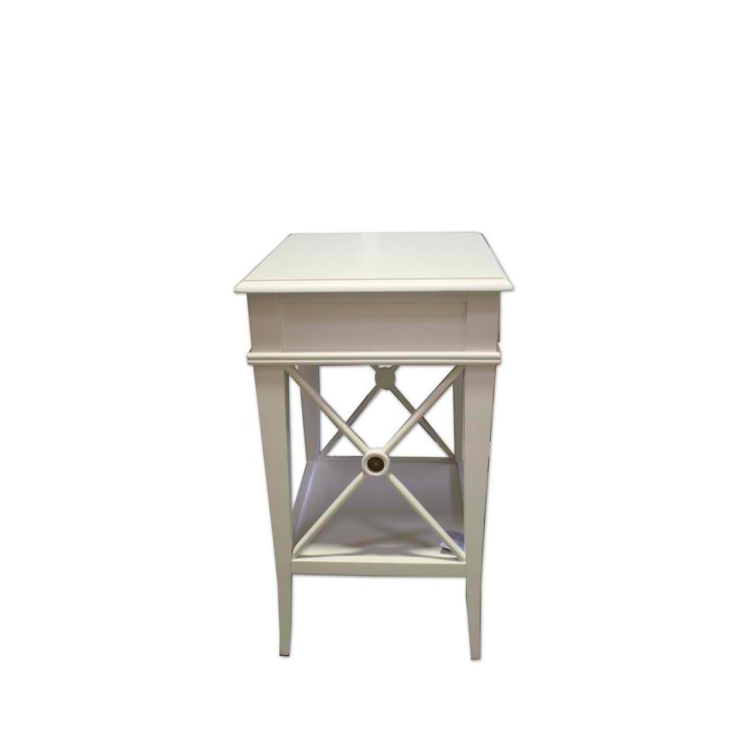 Villa Bedside Table - White Poplar image 3