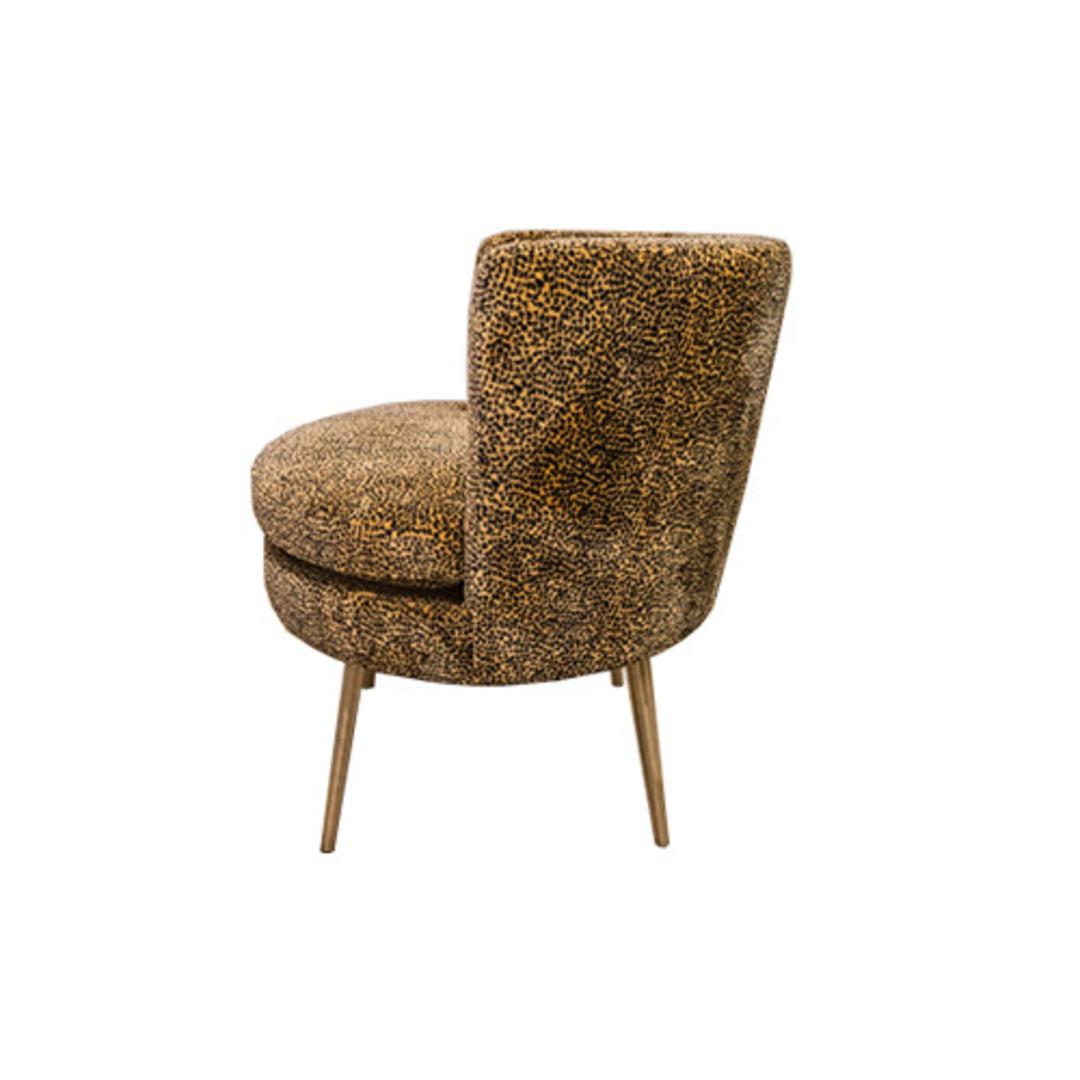 Modern Cheetah Chair image 1