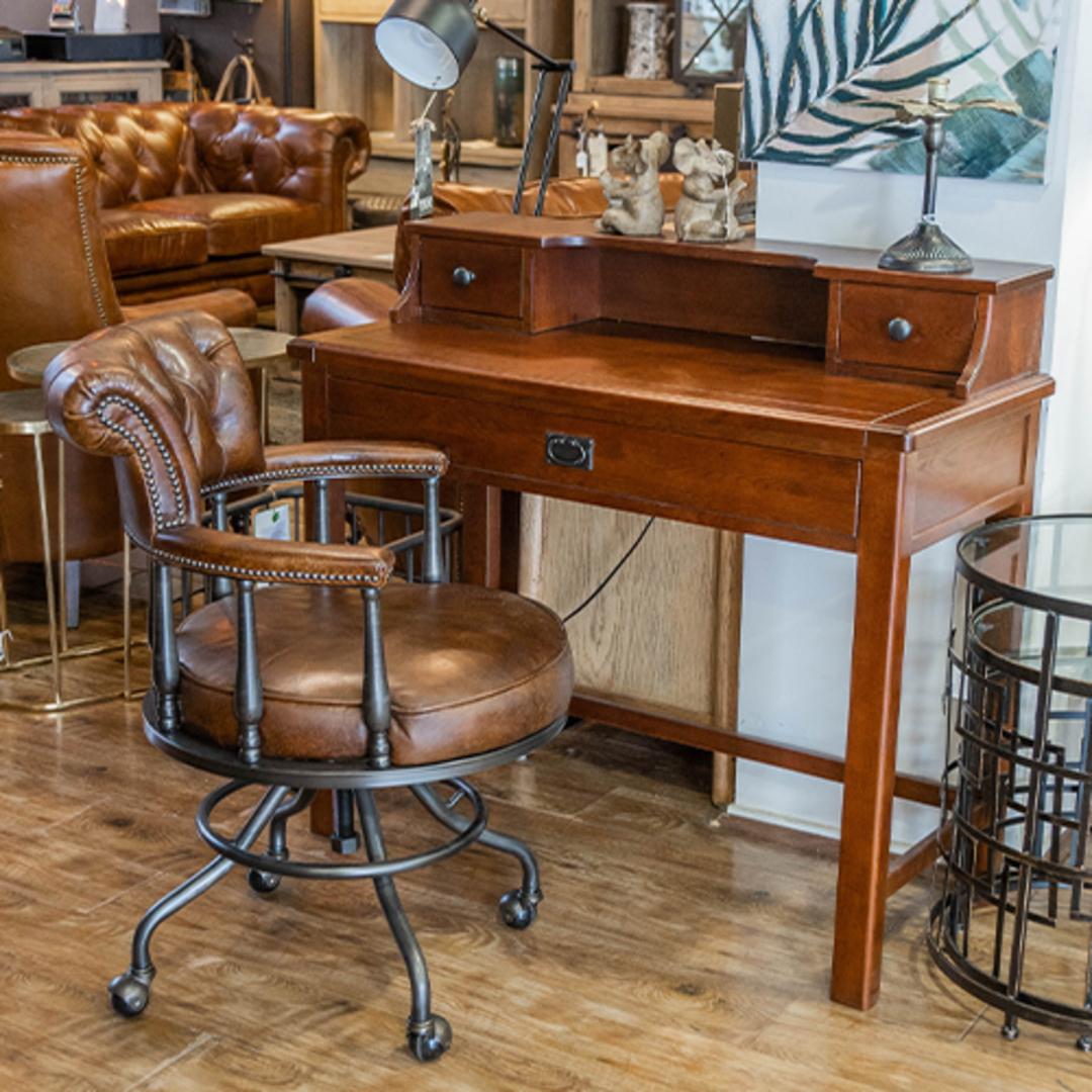 Royal Oak Writing Desk image 7