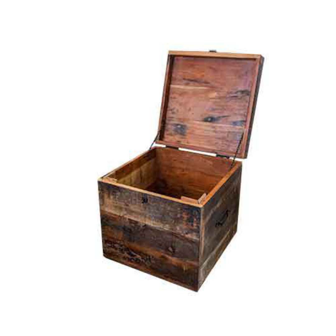 Wooden Trunk image 1