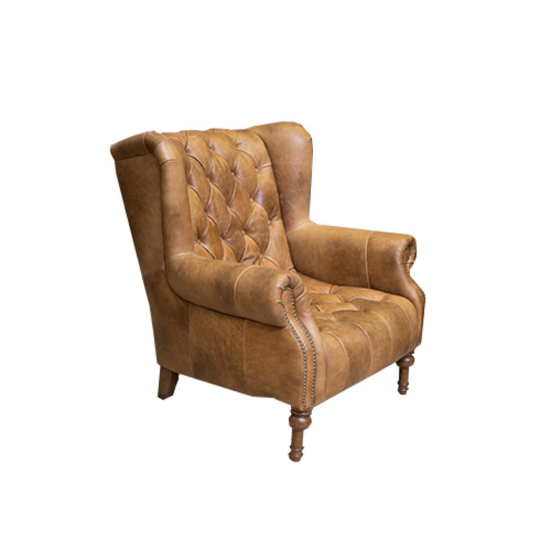 Theo Chair Cal Tan image 1