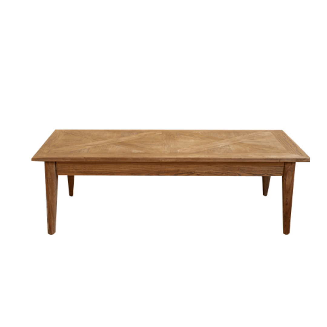 Elm Parqueterie 1 Draw Coffee Table image 6