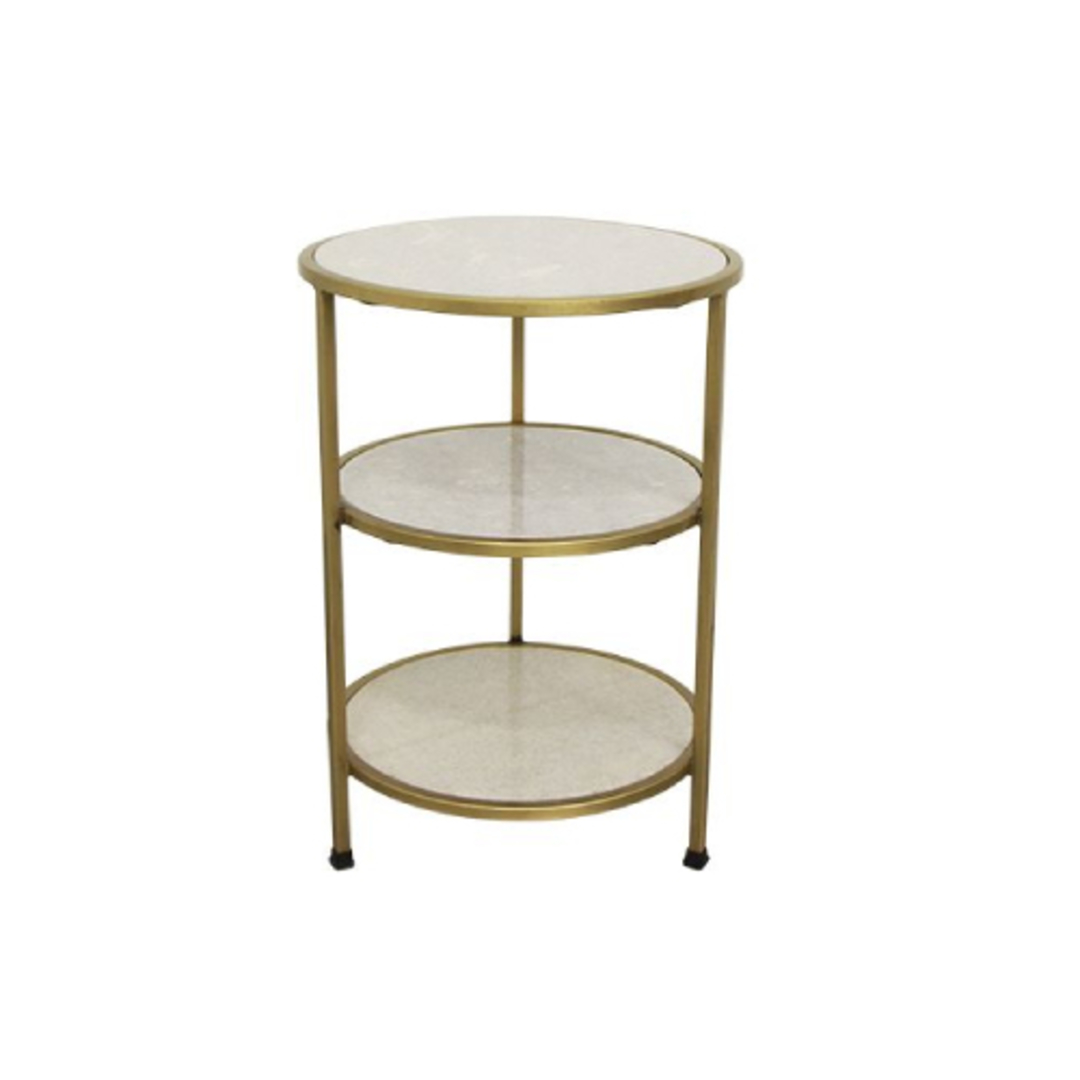Marco 3 Tier Round Side Table image 0