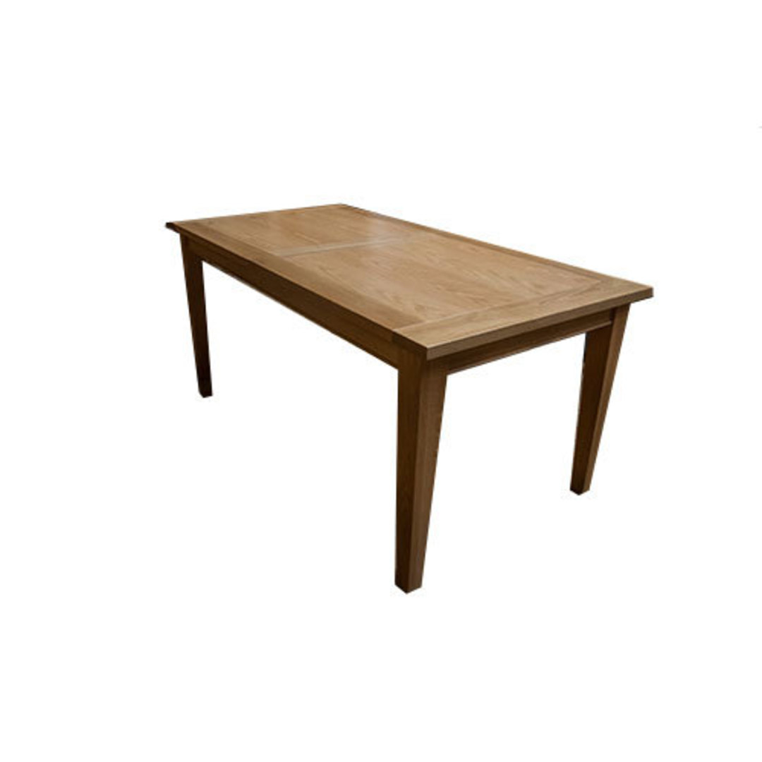 NZ Made Oak Extension Table image 5