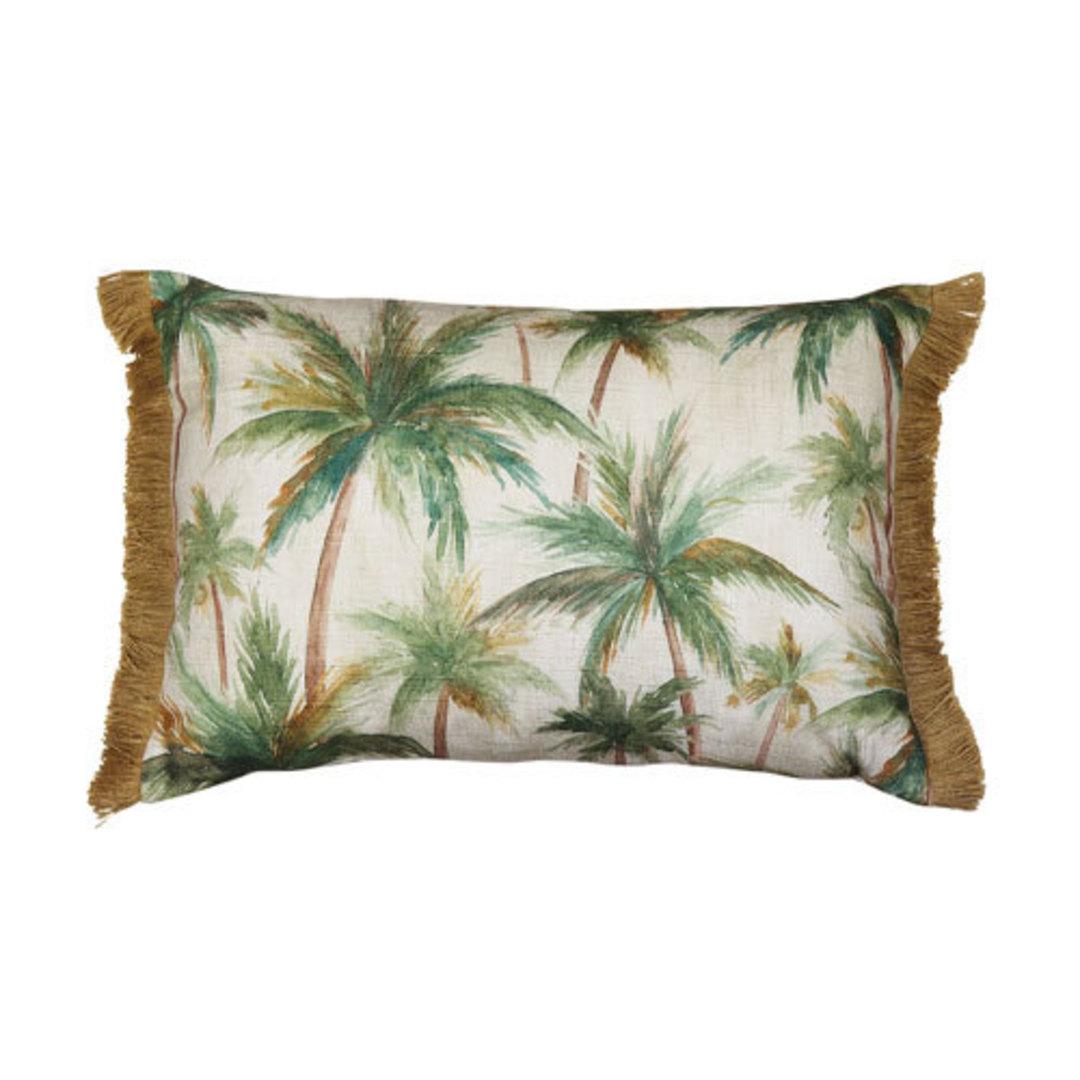 Palms Lumbar Cushion image 0