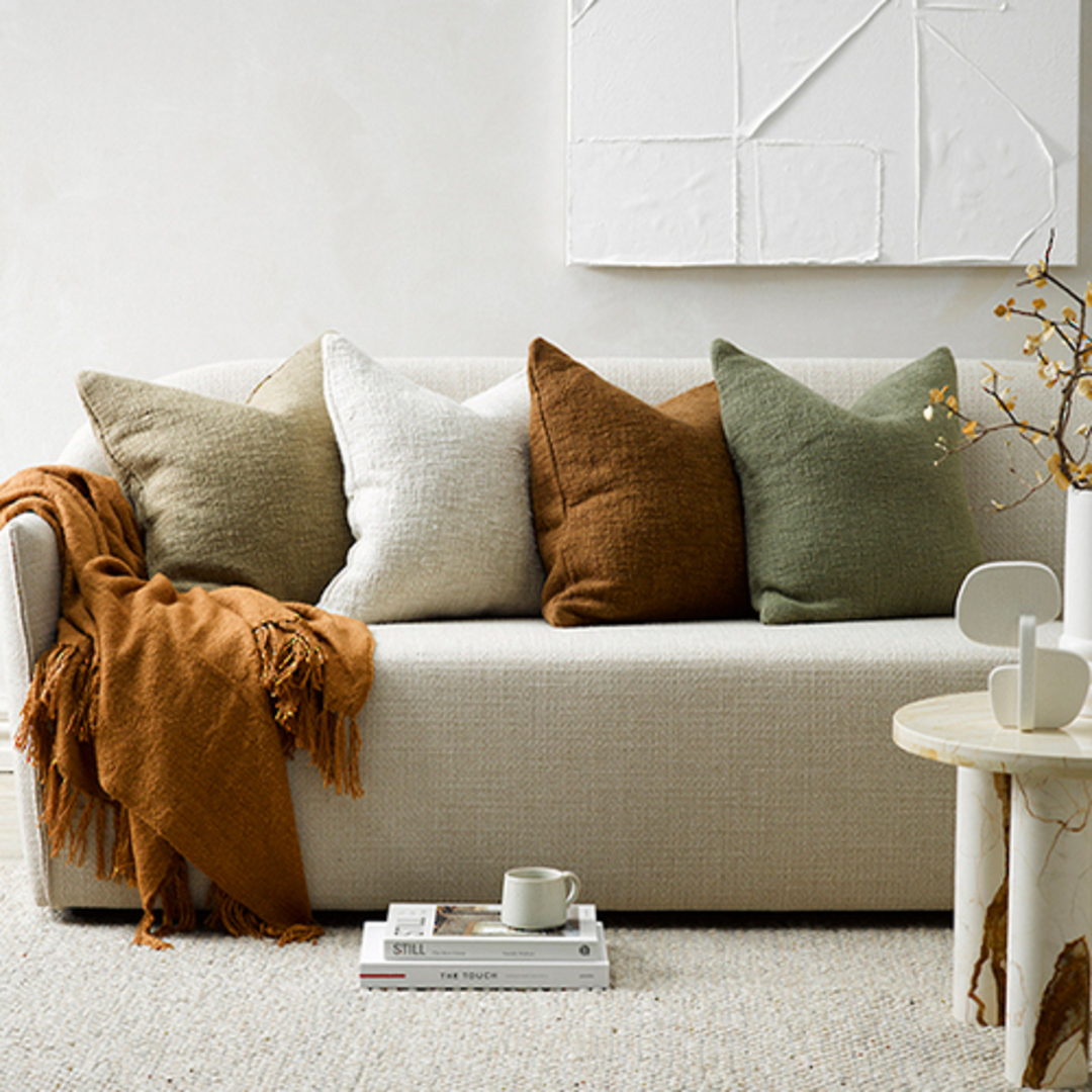 Cyprian Treacle Cushion image 1