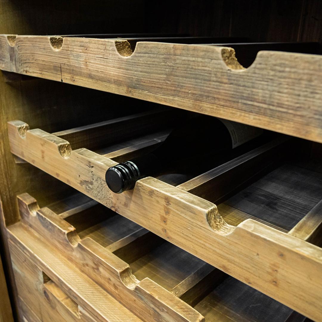 Bar & Wine Unit With Sliding Doors image 5