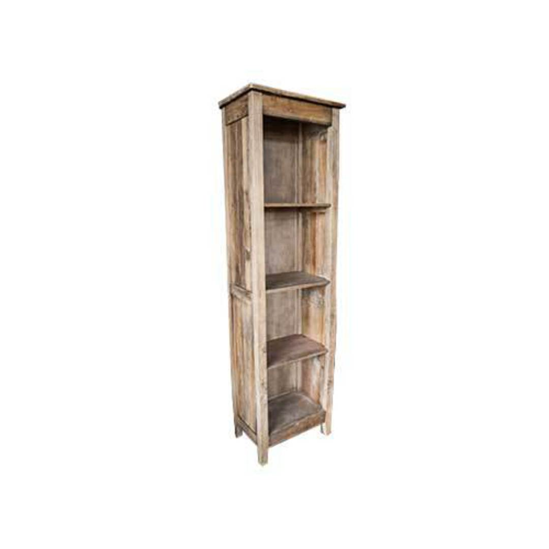 Recycled Elm French Bookcase Small image 1
