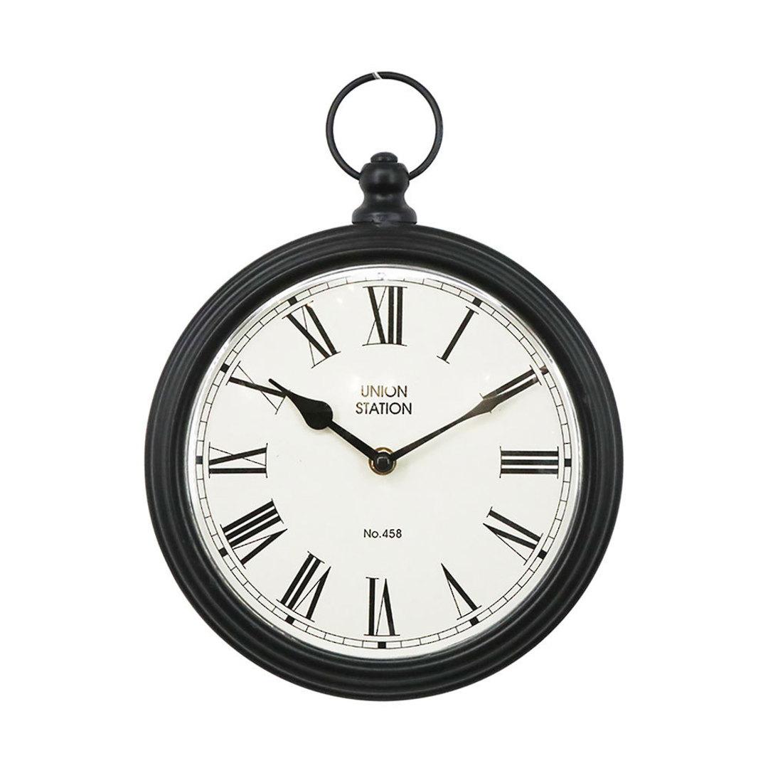 Ringo Iron Wall Clock image 0