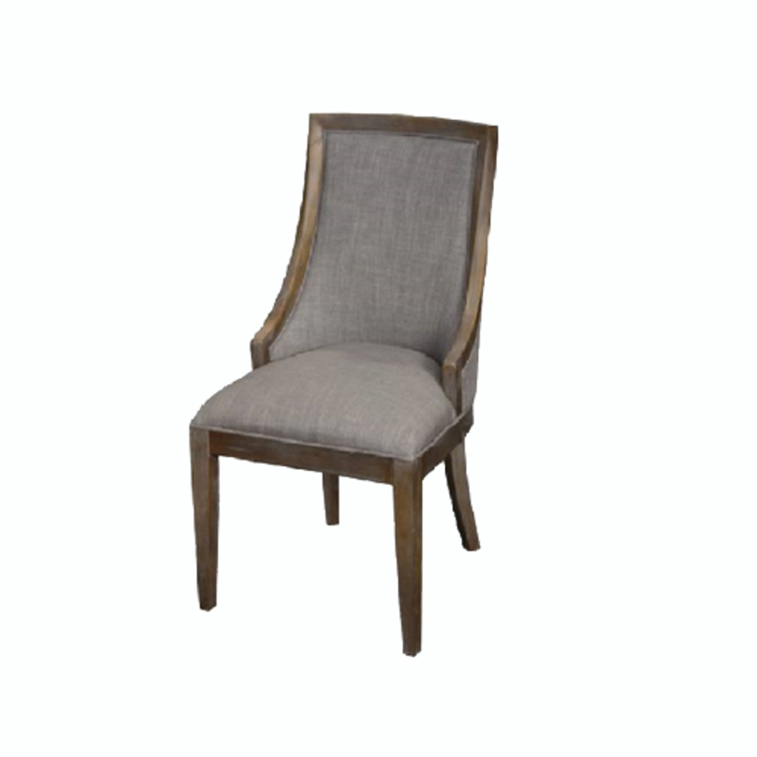 Arcadia Dining Chair with American Oak Frame image 0