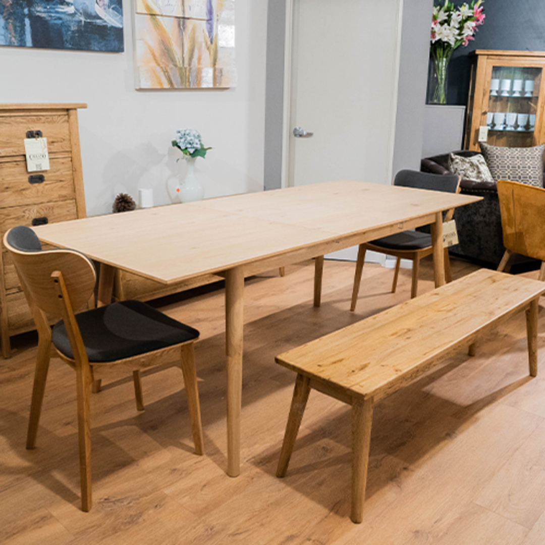 Hansen Extension Dining Table 1.6M-2.1M image 4