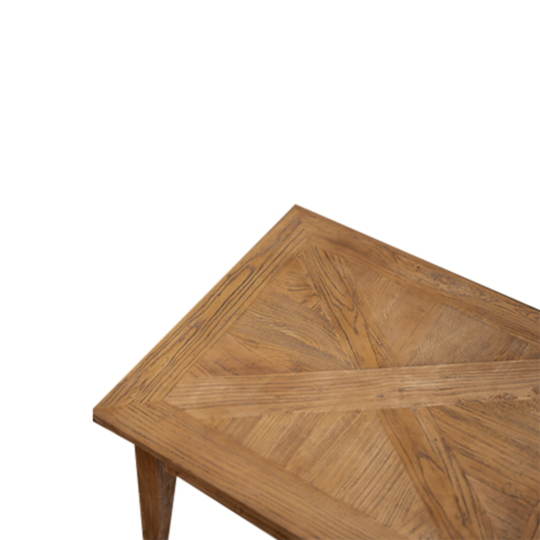 Elm Parqueterie 1 Draw Coffee Table image 7
