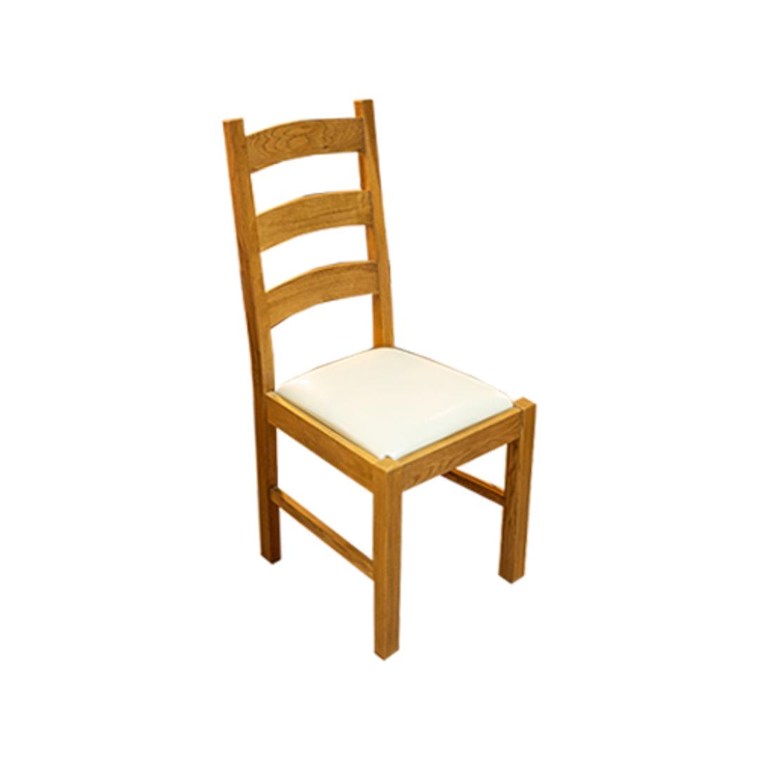 Hanko Light Oak Dining Chair image 0