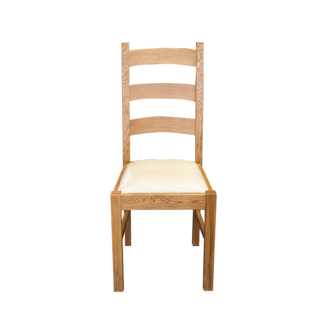 Hanko Light Oak Dining Chair image 1