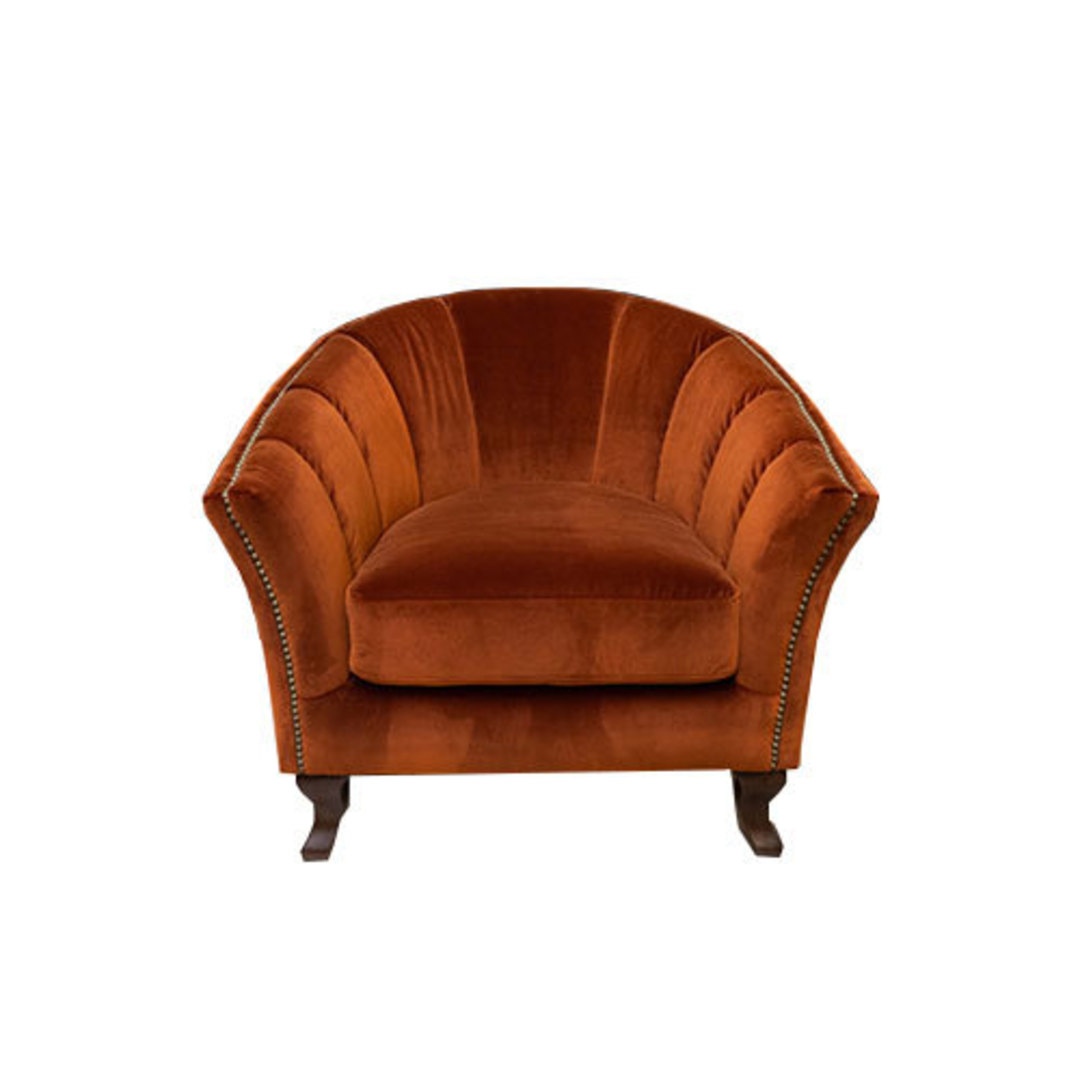 Betsy Chair Venetian Marmalade image 2