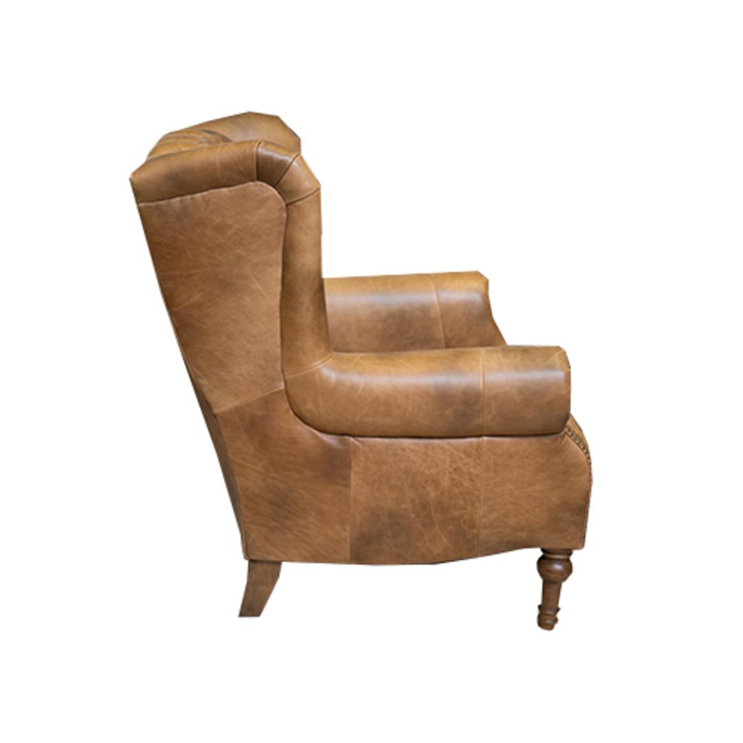 Theo Chair Cal Tan image 3