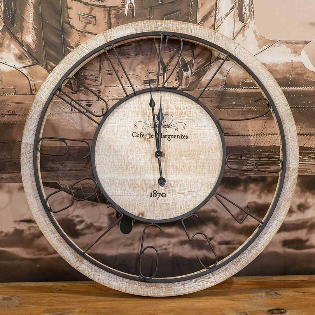 Jackson Wall Clock image 1