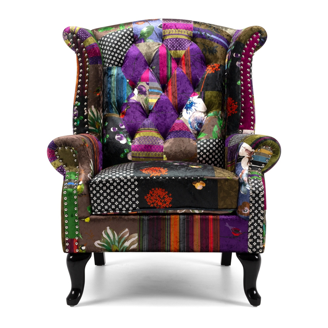 Patchwork Wingback image 2