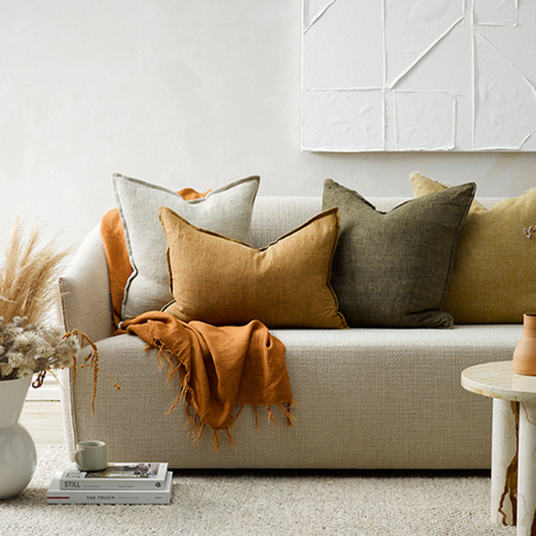 Arcadia Cumin Cushion image 1