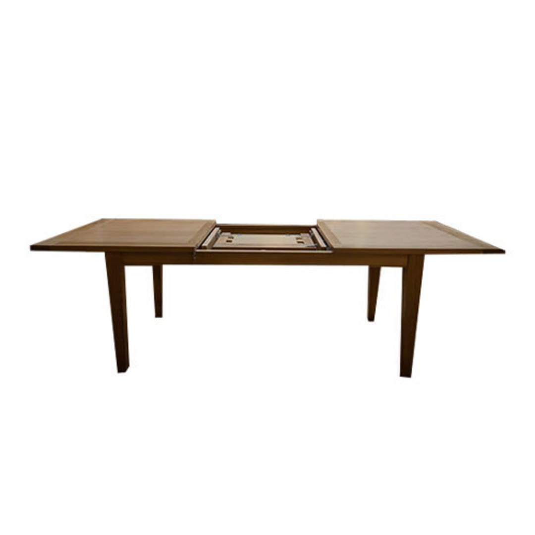 NZ Made Oak Extension Table image 3
