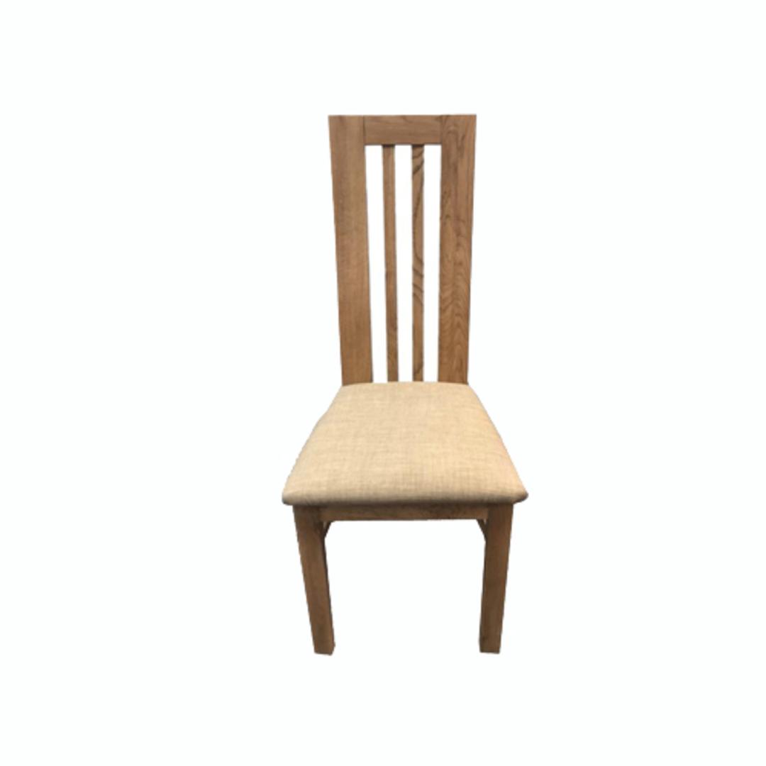 Kemi Light Oak Dining Chair image 0