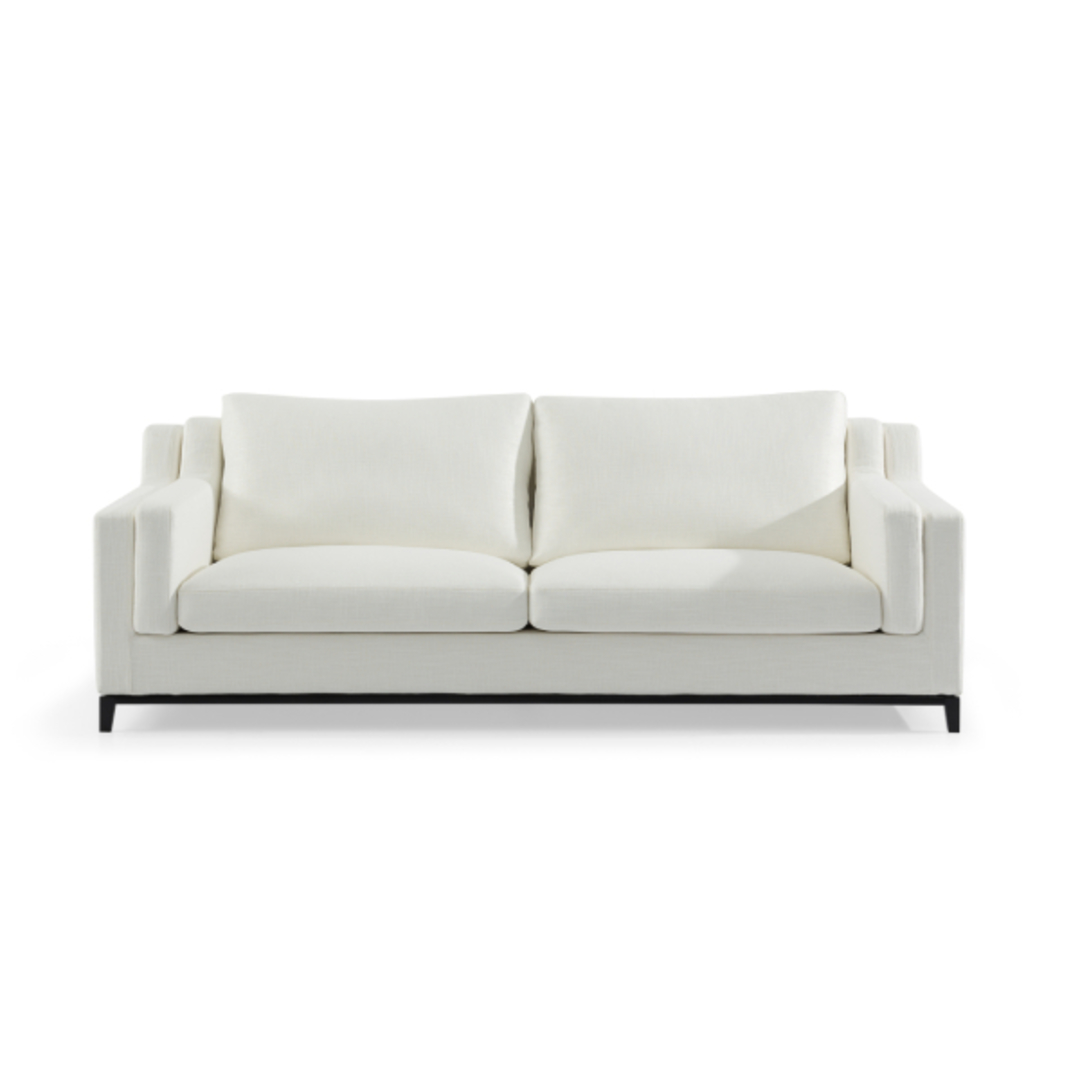 Sydney 4 Seater Fabric Sofa image 0