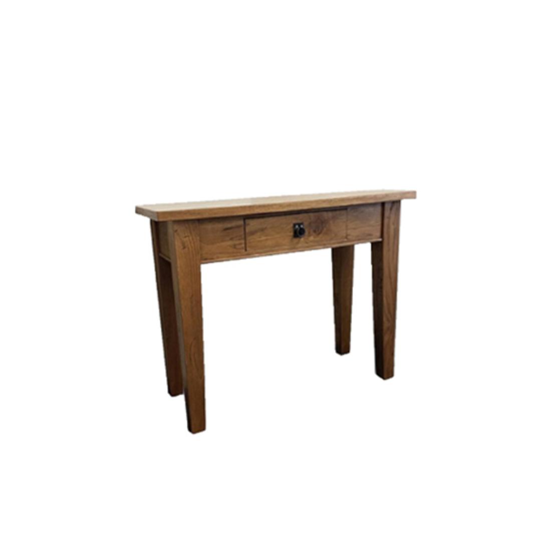 American Oak Hall Table NZ-Made image 0