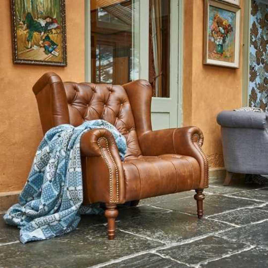 Theo Chair Cal Tan image 6