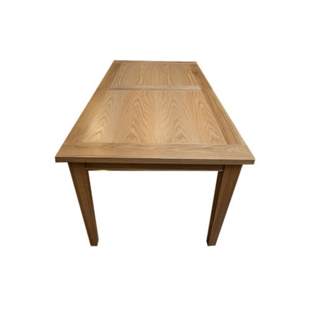 NZ Made Oak Extension Table image 6