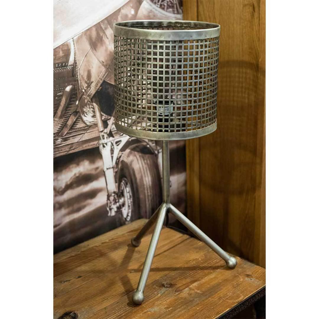 Table Lamp - Brushed Metal image 1
