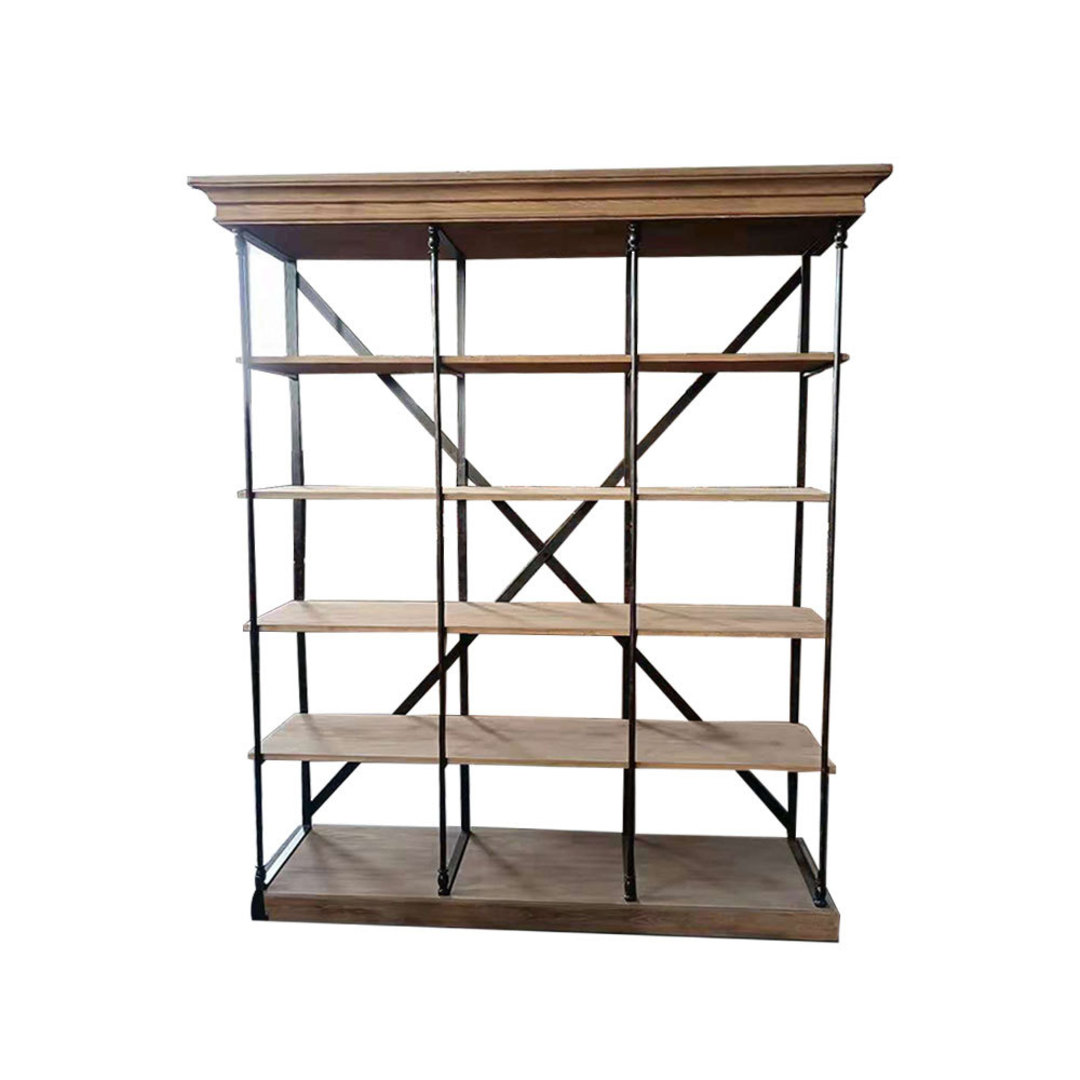 Industrial Shelf Old Pine image 0