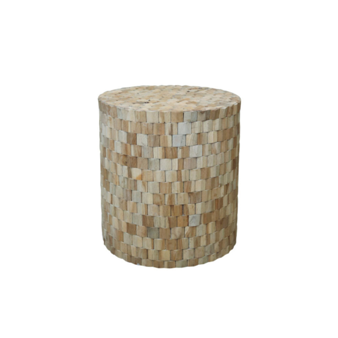 Nepean Natural Side Table image 0