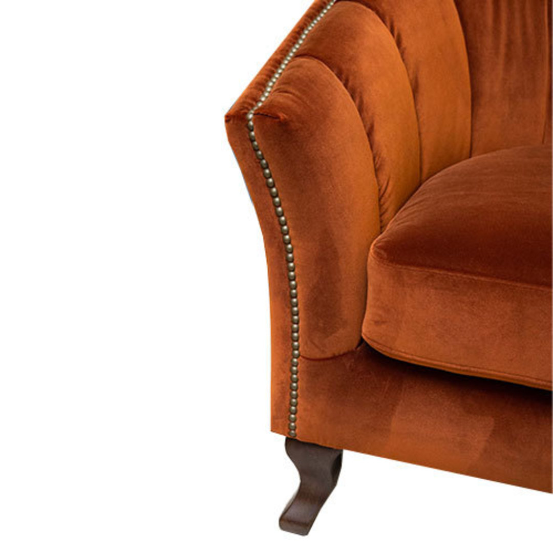 Betsy Chair Venetian Marmalade image 5