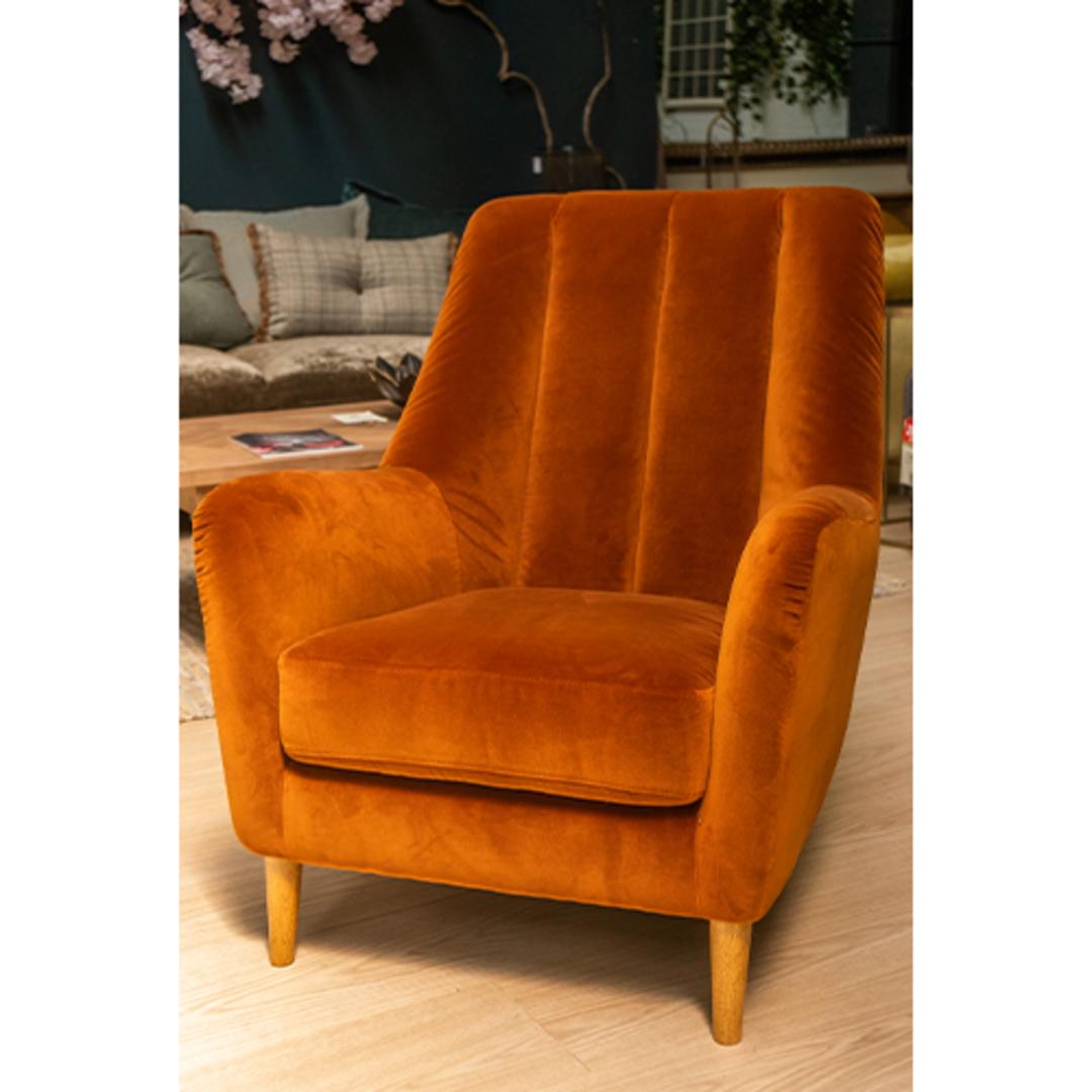 Phoebe Chair Velvet image 3