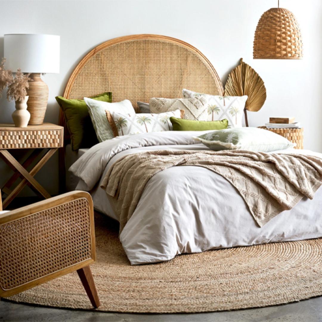 Capricorn Green Cushion image 1