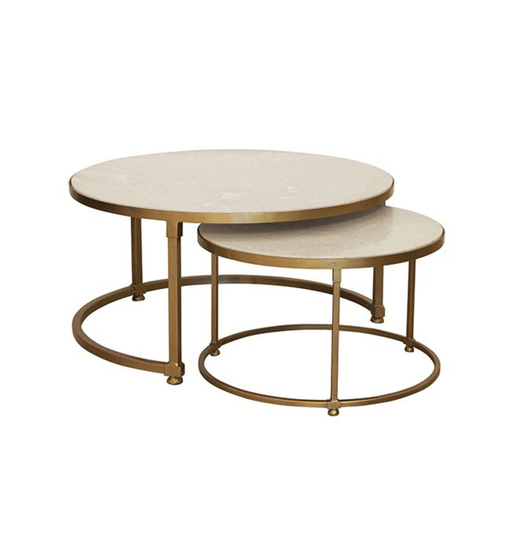 Marco Set 2 Coffee Tables image 1