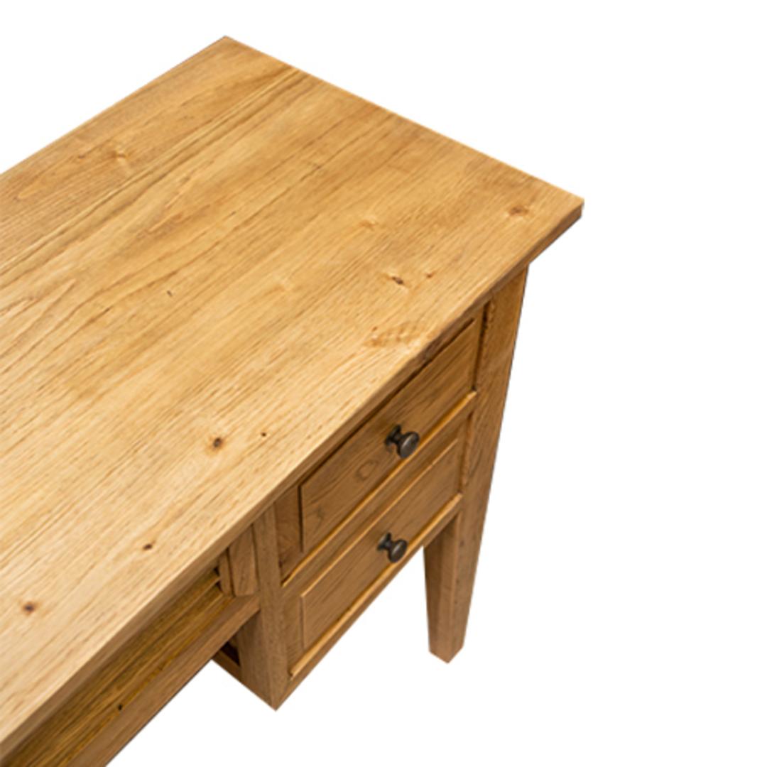 Oak Dresser 5 Drawer image 4