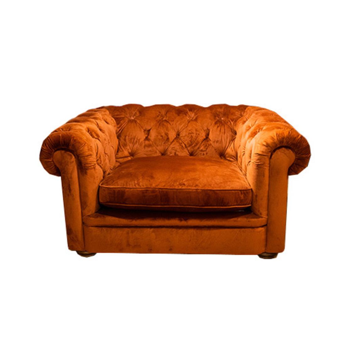 Botanist Snuggler Chair image 1