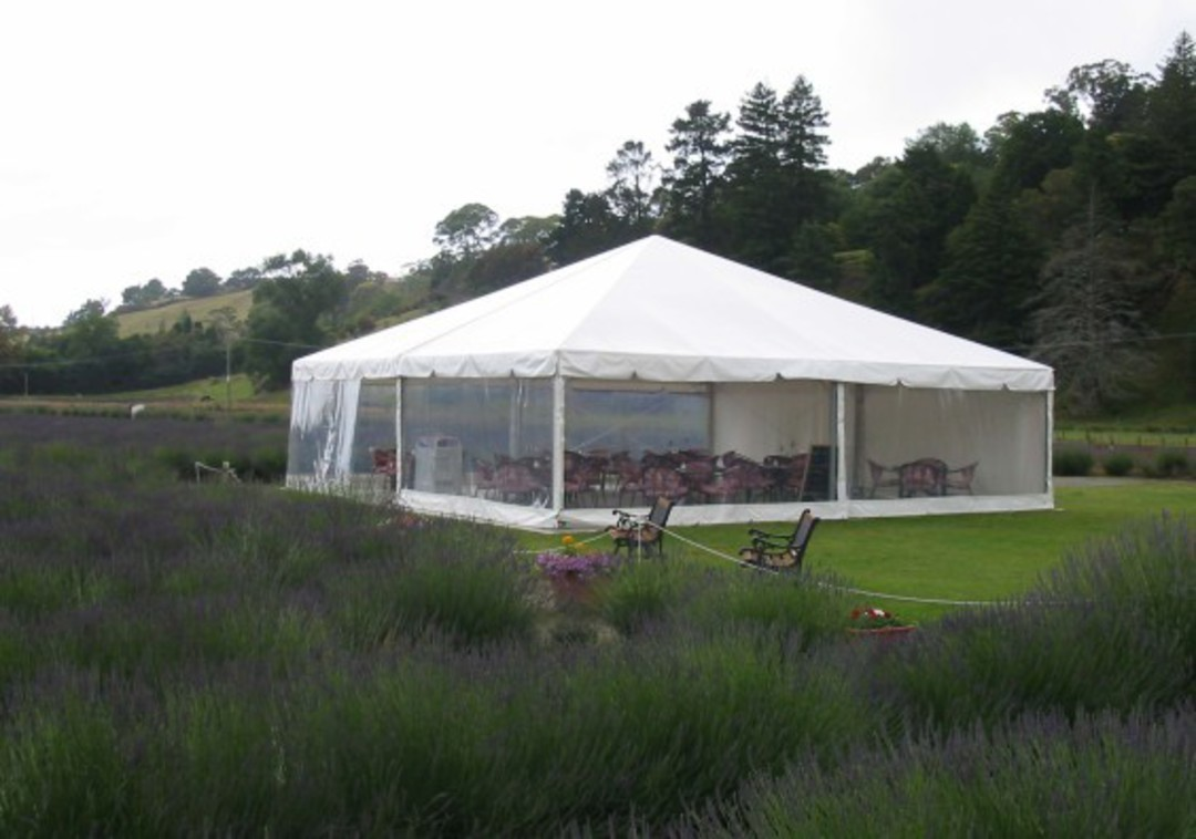 10 x 10m Clipframe Marquee image 0