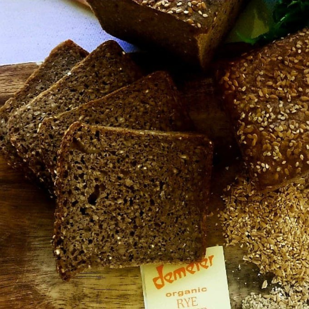 Rye & Spelt with Golden Linseeds &Sesame 100% Sourdough image 0