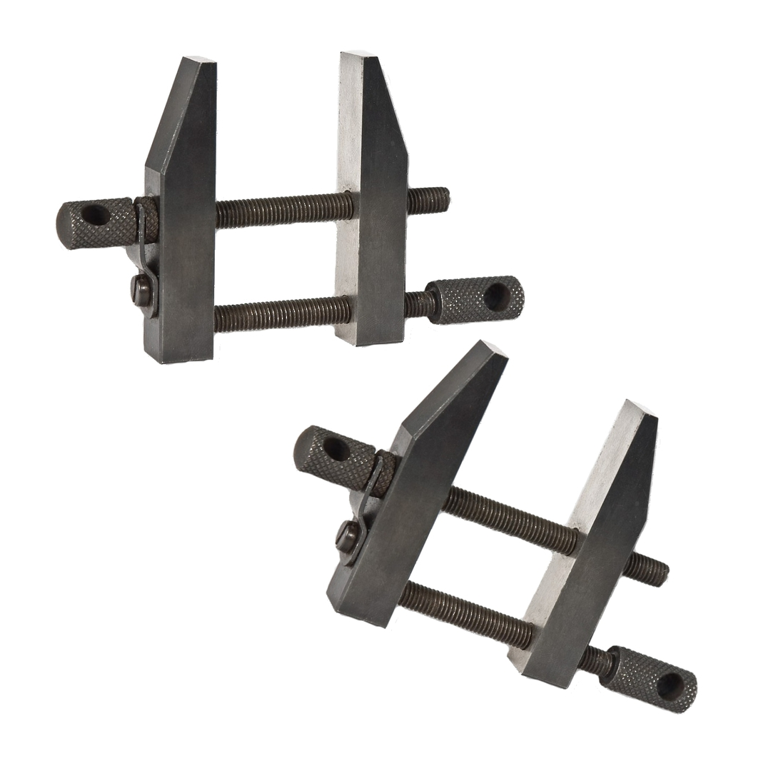 MINI TOOLMAKERS CLAMPS 50mm x 2 image 0