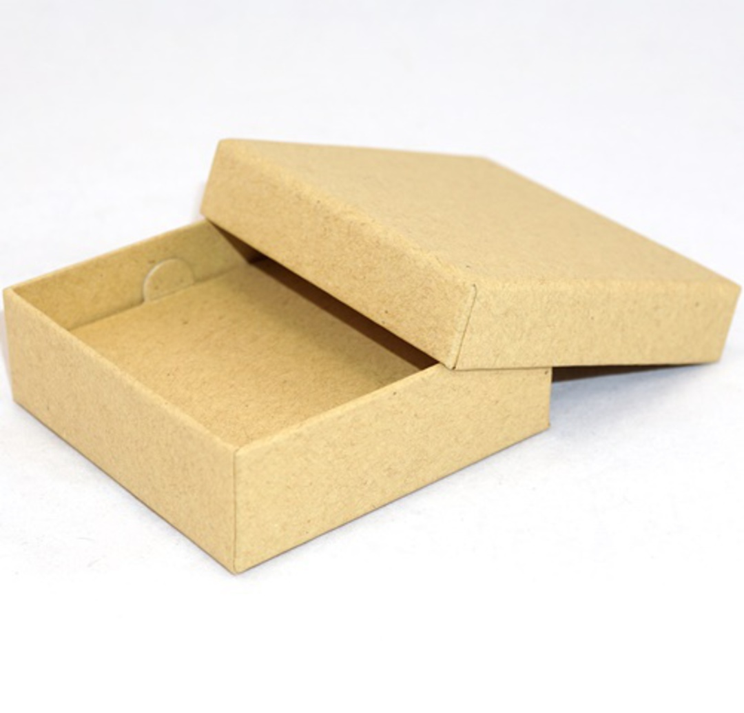CBBM - MULTI BOX CARDBOARD BROWN RECYCLABLE BROWN INSERT (36 PCS) image 1