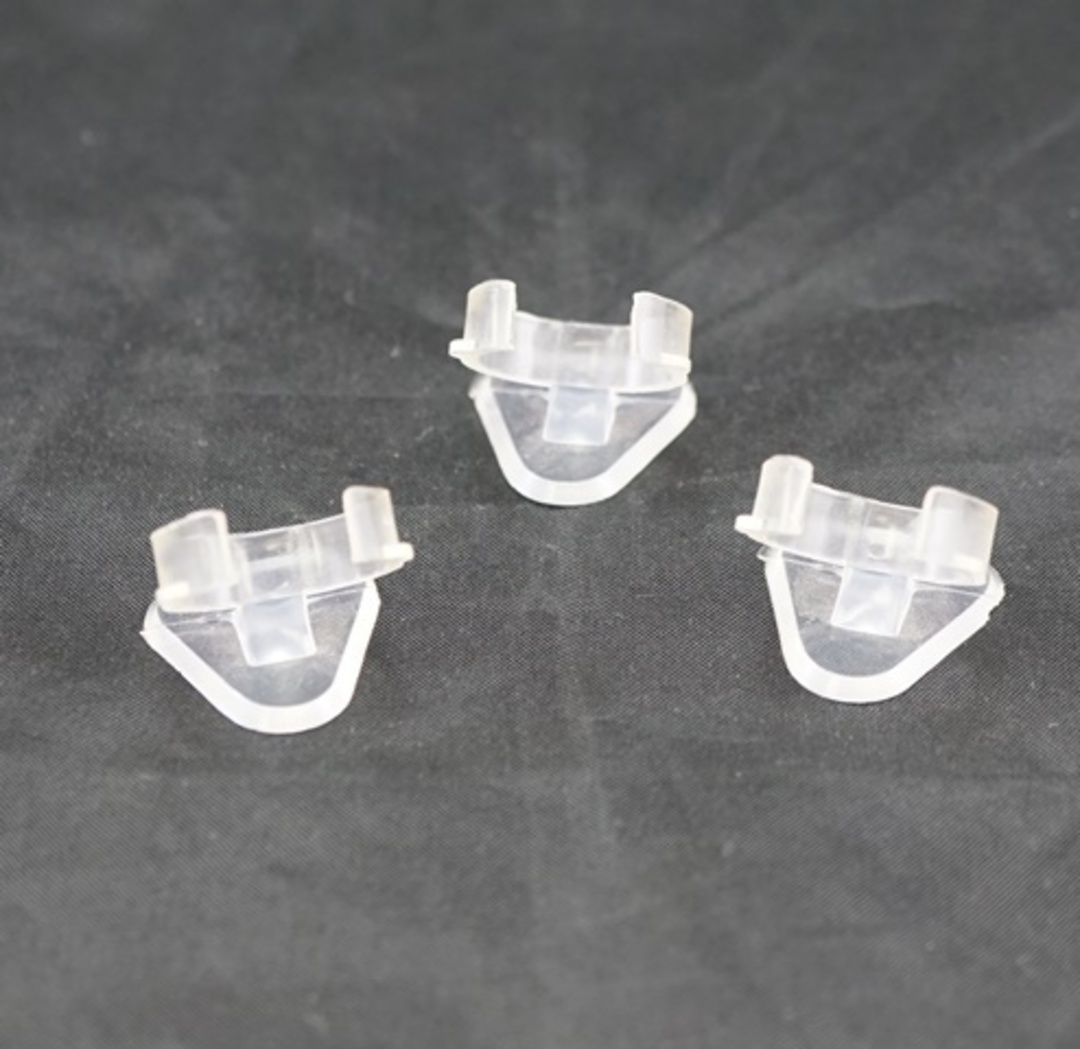 RINGSTAND C CLIP CLEAR (1 DOZ) image 0