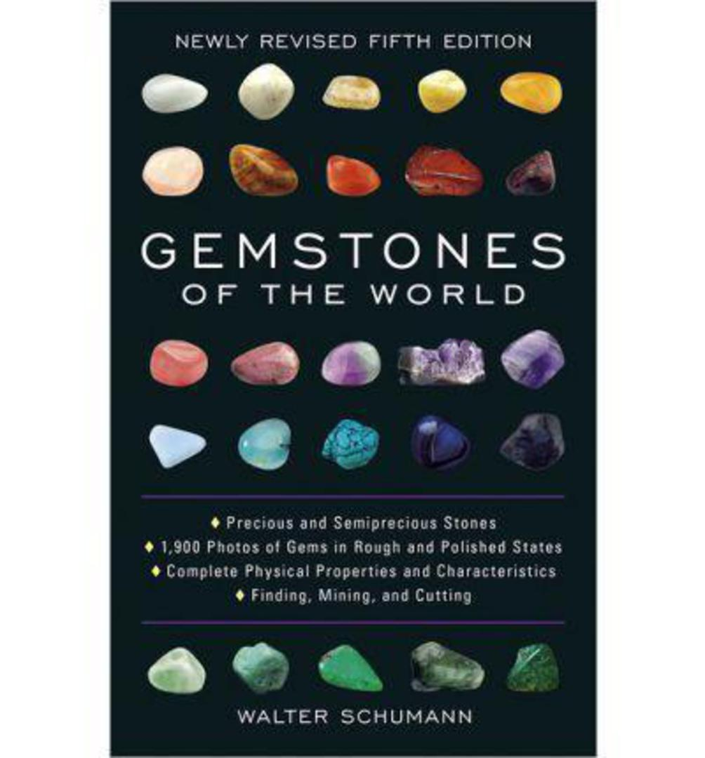 GEMSTONES OF THE WORLD BOOK image 0