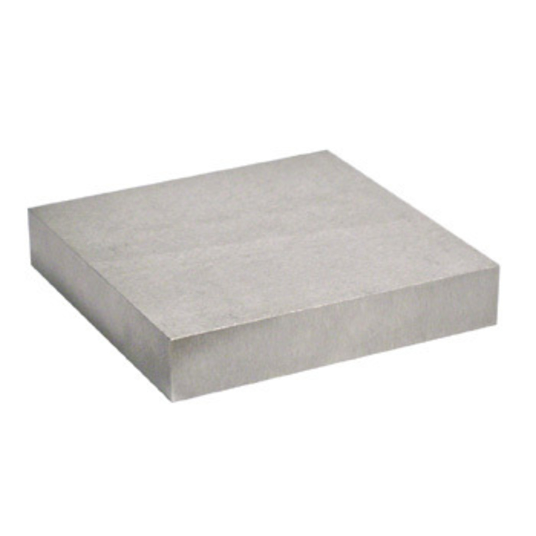 FLAT ANVIL BENCH BLOCK 100mm X 100mm X 20mm image 0