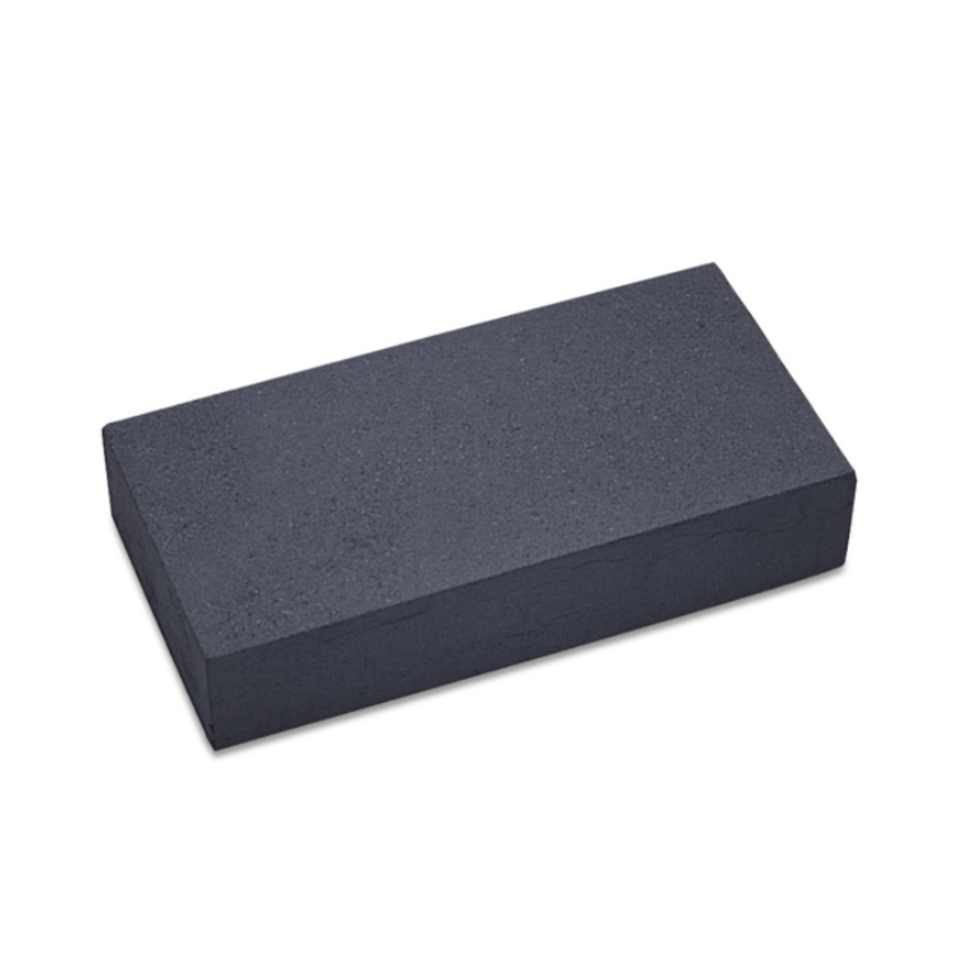 CHARCOAL SOLDERING BLOCK - NATURAL image 0