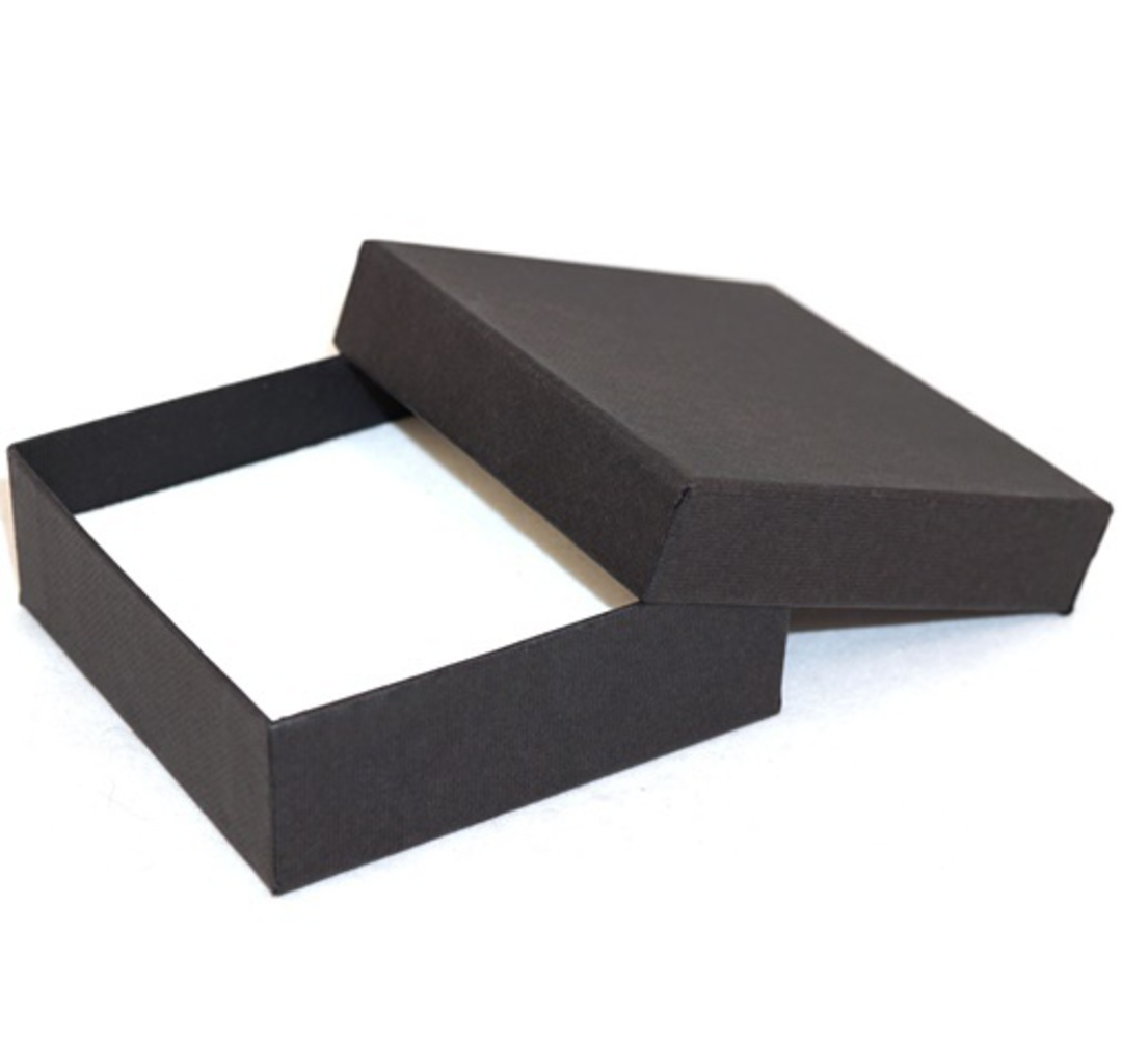 CBBM - MULTI BOX CARDBOARD BLACK WHITE PAD (36 PCS) image 1