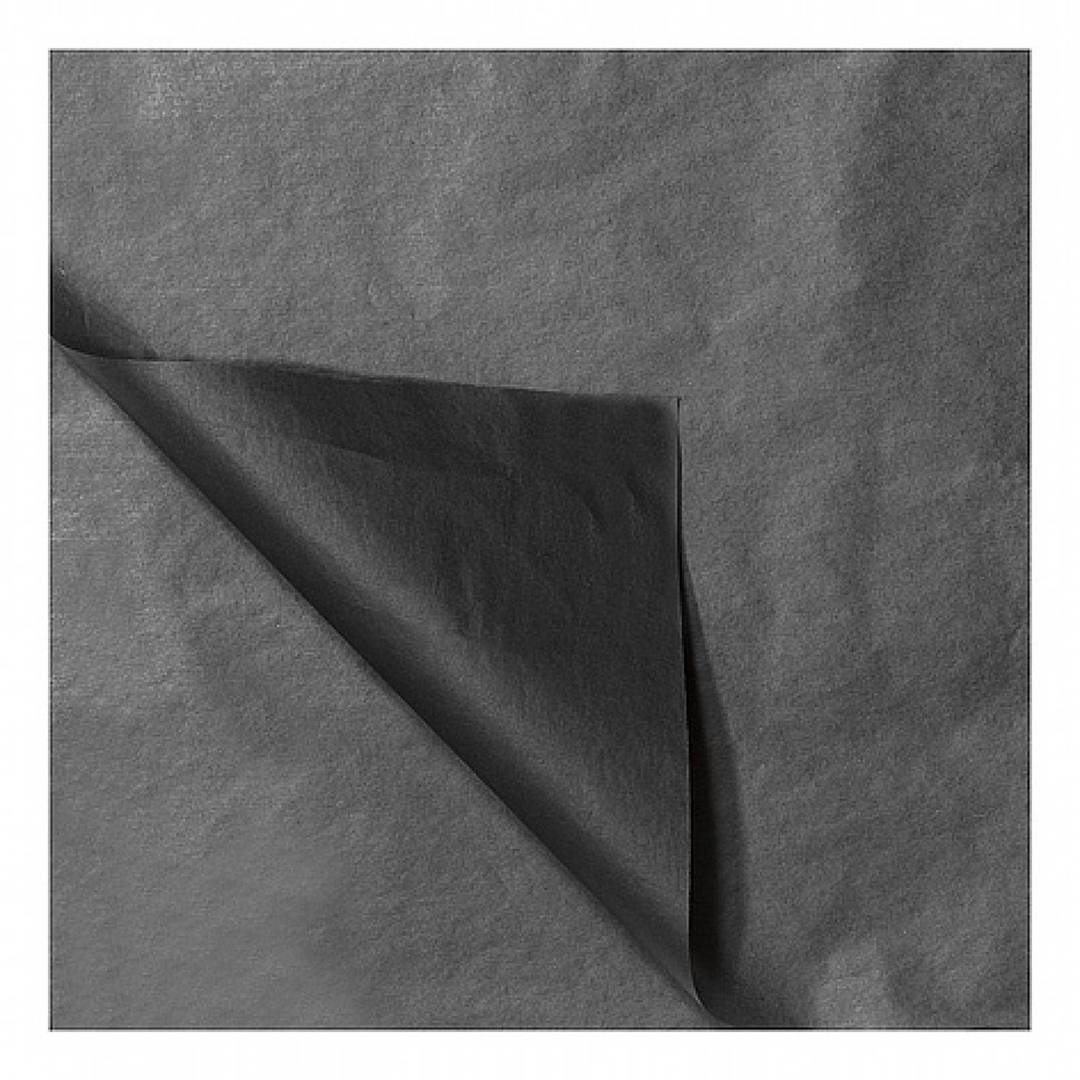 TISSUE PAPER ACID-FREE BLACK 250 x 250MM (96 PCS) image 0
